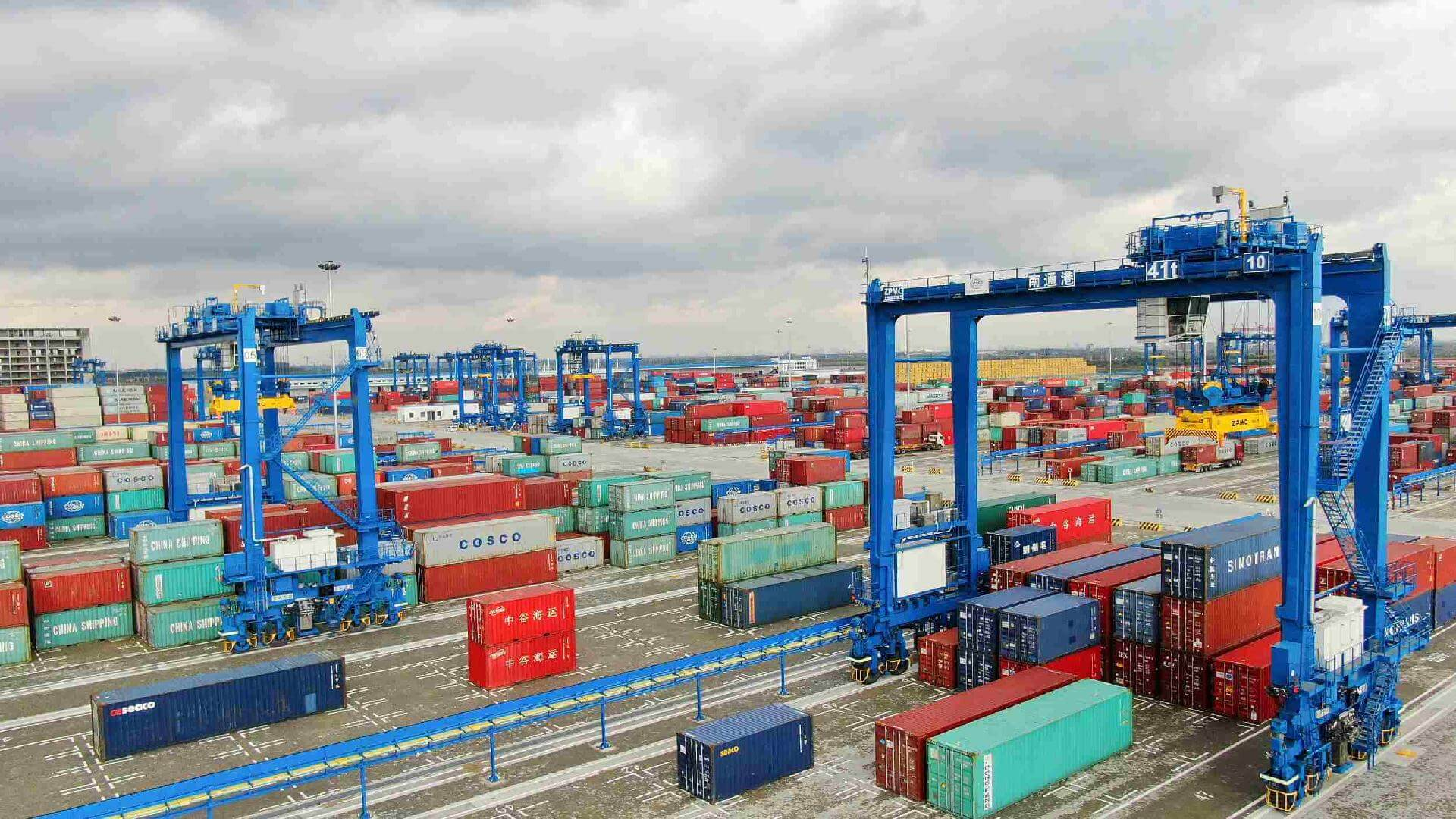Biggest Surge in China's Imports Since the Outbreak of the Pandemic as Economy Rebounds