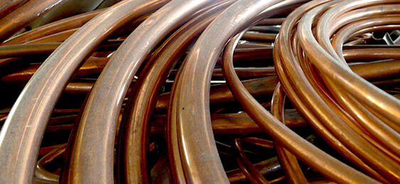 Copper Prices Rally to Reach a Two-Year High